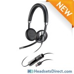 Plantronics C725 USB Computer/PC Headset - Introduction, Features and Benefits.