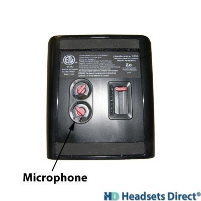 plantronics cs540 wireless headset system manual