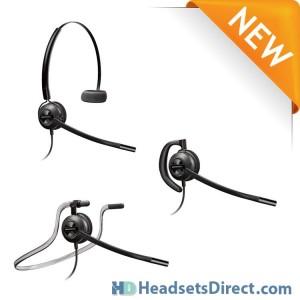 Plantronics HW540 Corded Headset