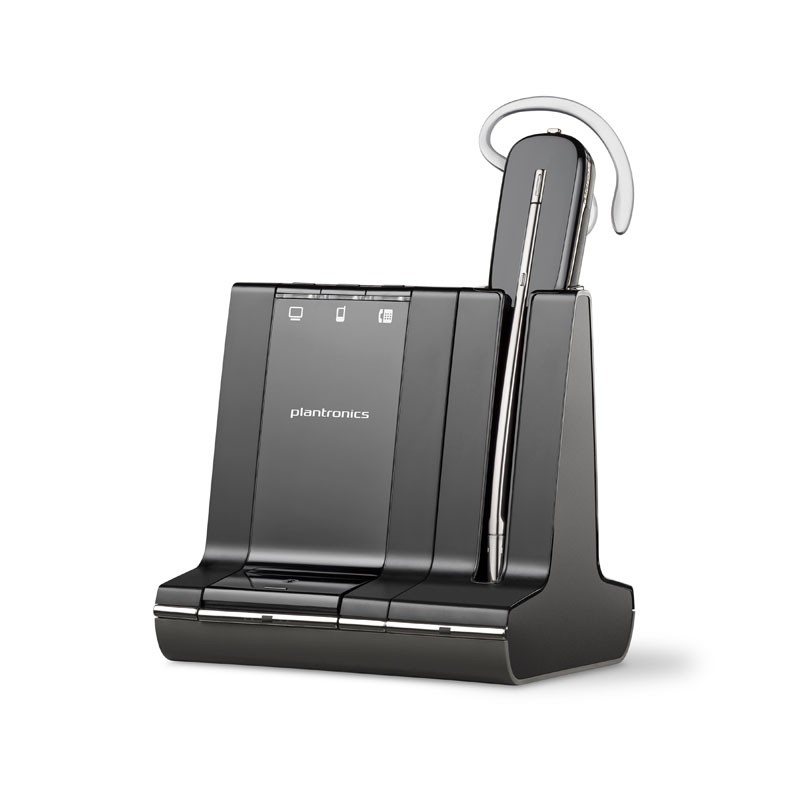 Plantronics W740-M Wireless Lync Headset