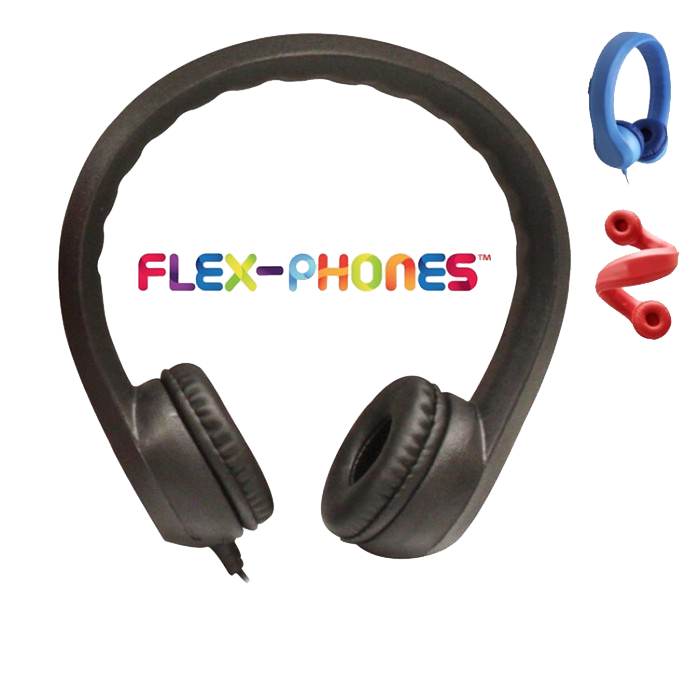 HamiltonBuhl KIDS Flex-Phones Headphones