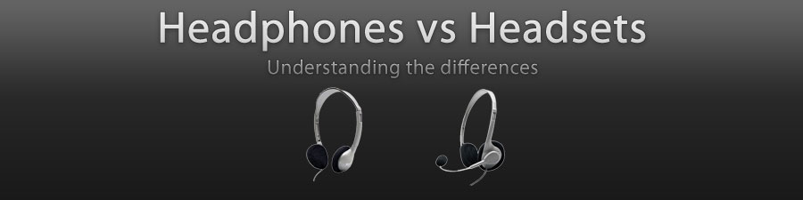 School Headphones vs School Headsets