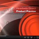 Headset Product Video