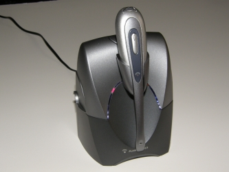 How To Subscribe Or Pair Your Plantronics Cs50 Wireless Headset To The Charging Base Headsets Direct Inc