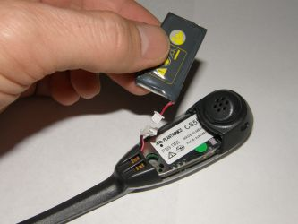 plantronics c052 wireless headset manual