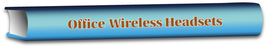 Office Business Wireless Headsets