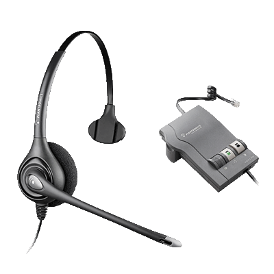 Plantronics HW251N Headset w/ M22 Amplifier