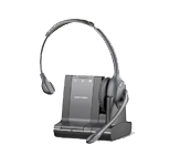 Plantronics W710 offers simple one-touch call management
