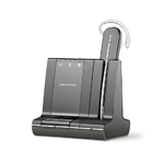 Plantronics W740 offers simple one-touch call management