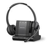 Plantronics W720 offers simple one-touch call management