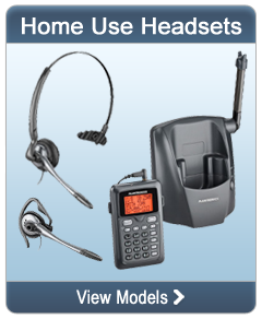 Plantronics Wireless Home Use Headsets