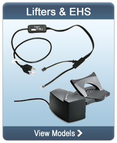 Plantronics Wireless Headset Lifters and Electronics Hook Switches
