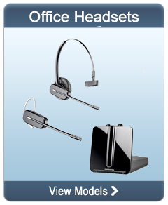 Plantronics Wireless Office Headsets