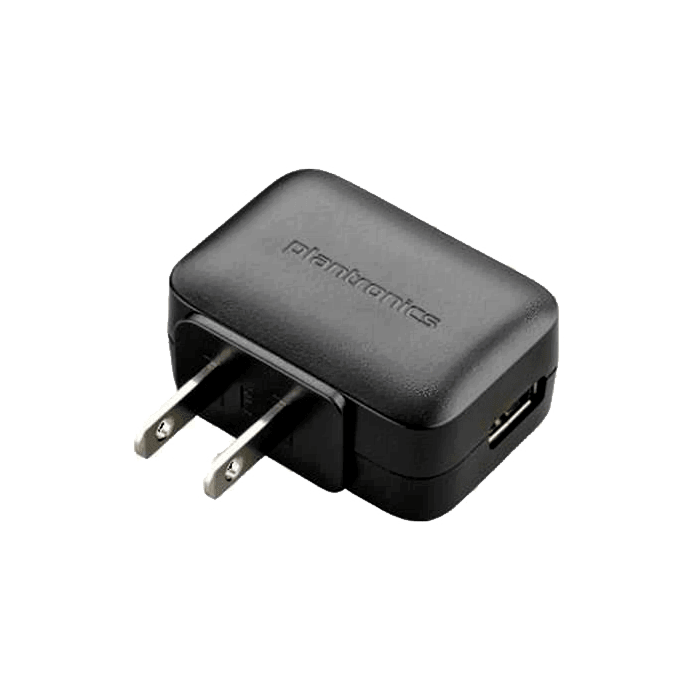 Plantronics A C Wall Charger 89034 01 Headsets Direct Inc