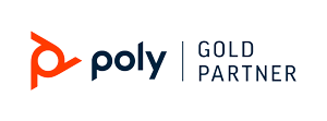 Authorized Poly Dealer - Gold