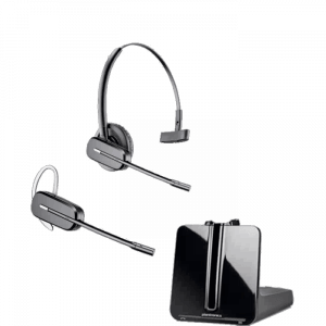 Plantronics CS540 Wireless Headset with Two Wearing Options