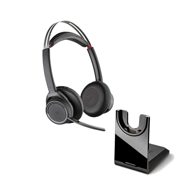 c50c70d678f ... Plantronics Voyager Focus UC Headset. Sale! 🔍. Featured Videos