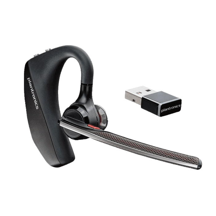 Plantronics Voyager 5200 UC Bluetooth Wireless Headsets with USB Dongle