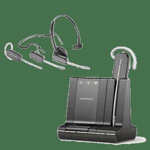 How to Pair Your Plantronics W740 Bluetooth Office Headset, Savi