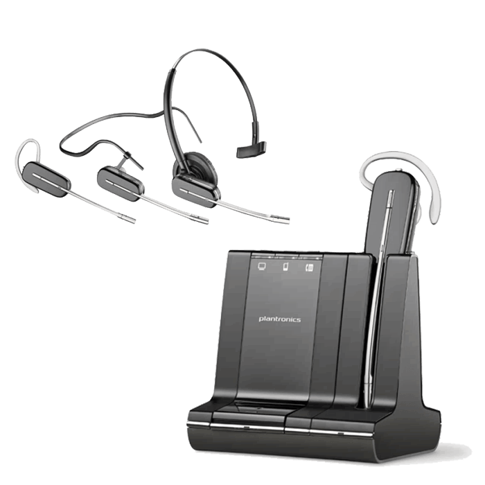 e64b6ab0ad6 ... Plantronics Savi W740 Wireless Headset. 🔍. Featured Videos