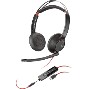 Poly 5220 Computer USB Headsets