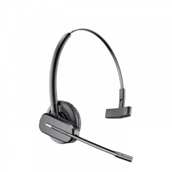 Plantronics CS540 with Headband wearing style