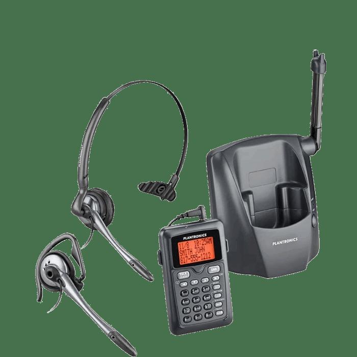 Plantronics Ct14 Wireless Telephone Headsets Direct Inc