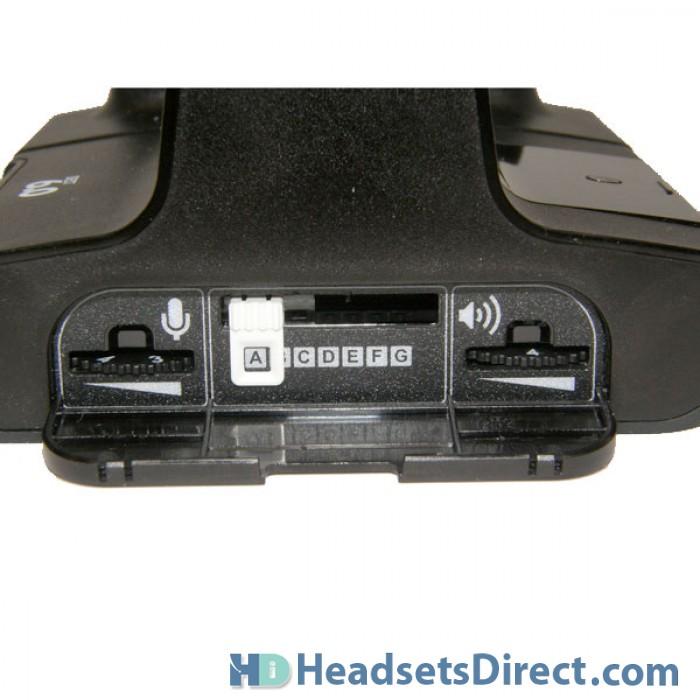 ccb01a3b416 Plantronics Savi W745 Wireless Headset - Headsets Direct, Inc.