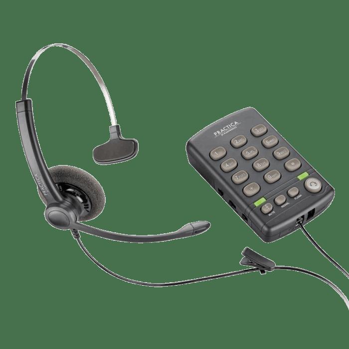 Plantronics Practica Headset Phone Headsets Direct