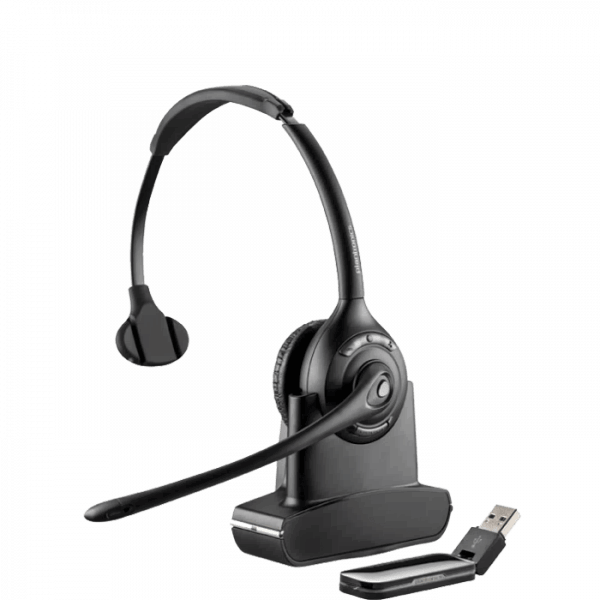 Plantronics Savi W410 Wireless Computer Headset