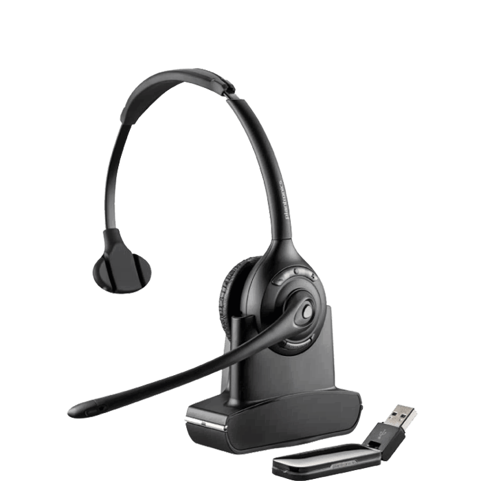Plantronics Savi W410 Wireless Computer Headset 84007 03 Headsets Direct Inc