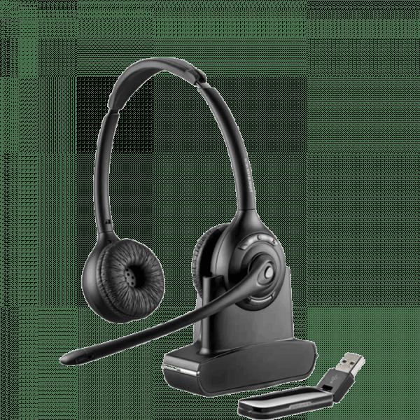 Plantronics Savi W420 Wireless Computer Headset