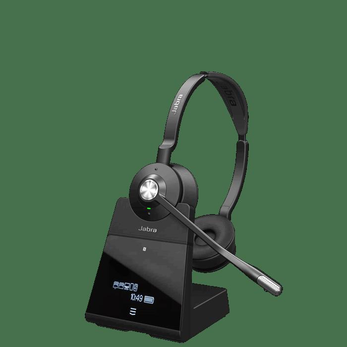 Jabra Engage 75 Stereo Wireless Headset 9559 583 125 Headsets Direct Inc