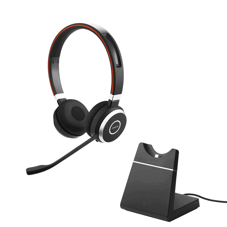 4e60f3d9722 ... Jabra Evolve 65 UC Stereo Headset. 🔍. Featured Videos