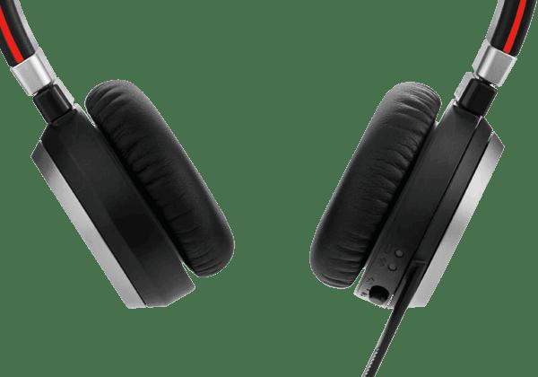 Jabra Evolve 65 Uc Stereo Headset 6599 823 499 Headsets Direct