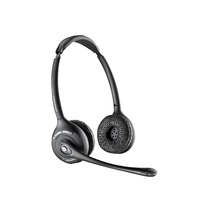 Plantronics Cs520 Wireless Headset Headsets Direct Inc