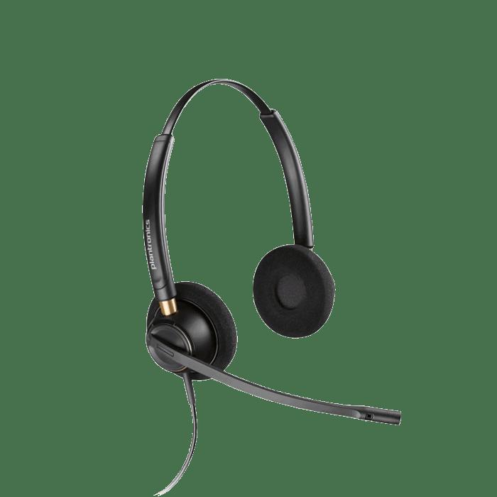 Plantronics Encorepro Hw520 Headset Headsets Direct