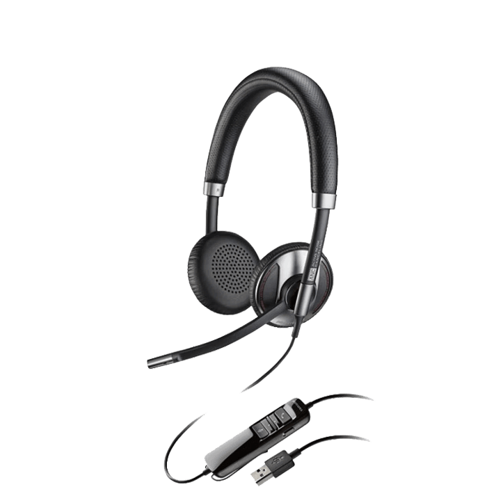 37225f865e6 ... Plantronics Blackwire C725-M Headset. 🔍. Featured Videos
