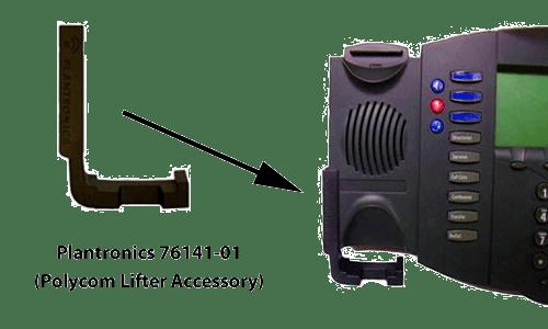 Polycom Handset Extension Arm