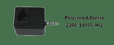 Polycom Headset Adapter