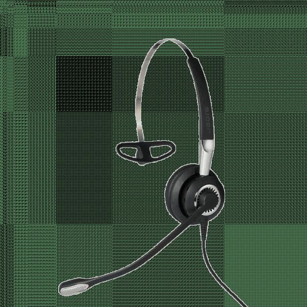 Jabra BIZ 2400 II QD Corded Headset