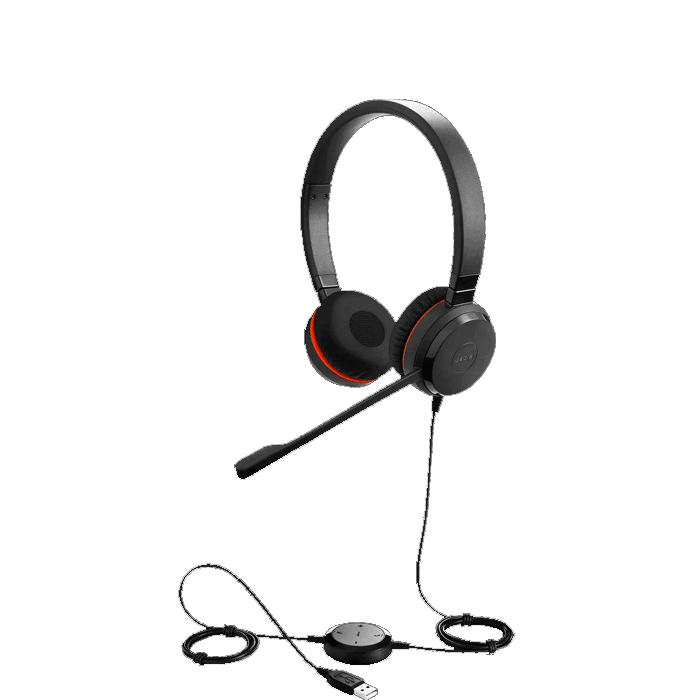 Jabra Evolve 30 Ii Uc Stereo Headset Headsets Direct