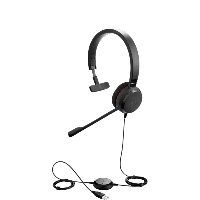 Jabra Evolve 30 Ii Uc Mono Usb 3 5mm Headset Headsets Direct Inc