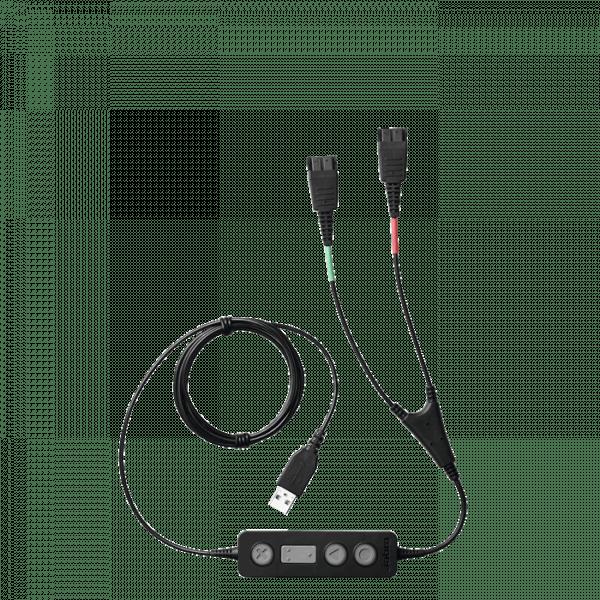 Jabra LINK 265 USB/QD Y-Cable 265-09