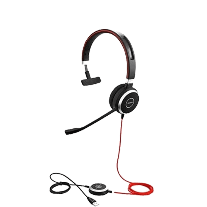 Jabra Evolve 40 Uc Mono Usb 3 5mm Headset Headsets Direct Inc