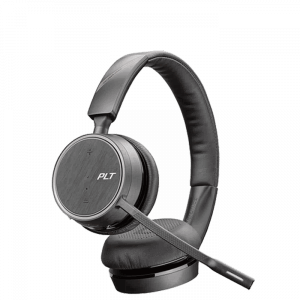 Plantronics Voyager 4220 UC Wireless Computer Headset