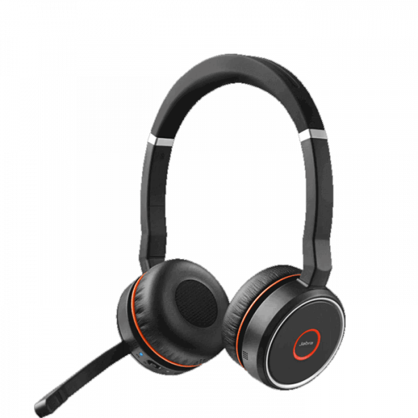 Jabra Evolve 75 UC Stereo Wireless Computer Headset