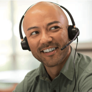 How To Sound Better To Your Callers With Proper Headset Microphone Positioning Headsets Direct Inc