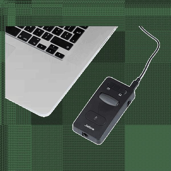 Jabra Link 860 w/ laptop
