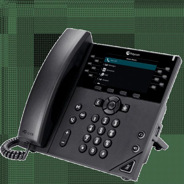 Poly VVX 450 IP Desk Phone